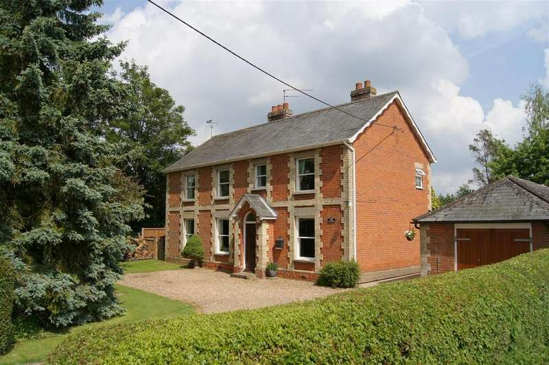 5 Bedrooms House for sale in Chapel Road, Cockfield