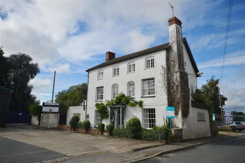 5 Bedrooms Detached House for sale in Lower Bridge Street, Leominster, Herefordshire