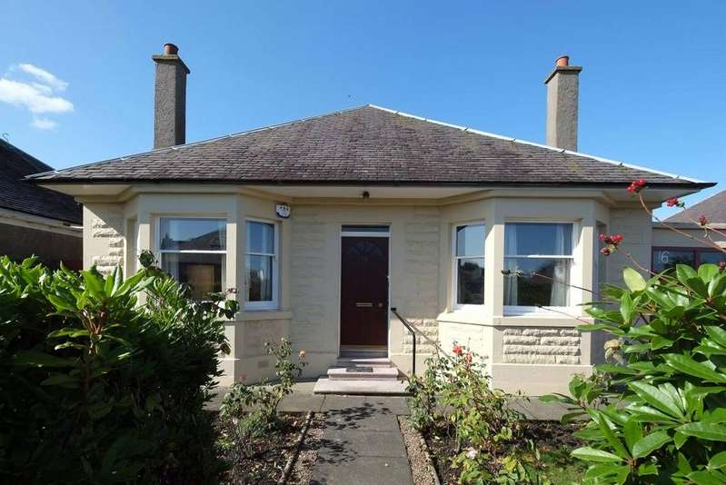 3 Bedrooms Detached Bungalow for sale in 16 Durham Square, Duddingston, EH15 1PU