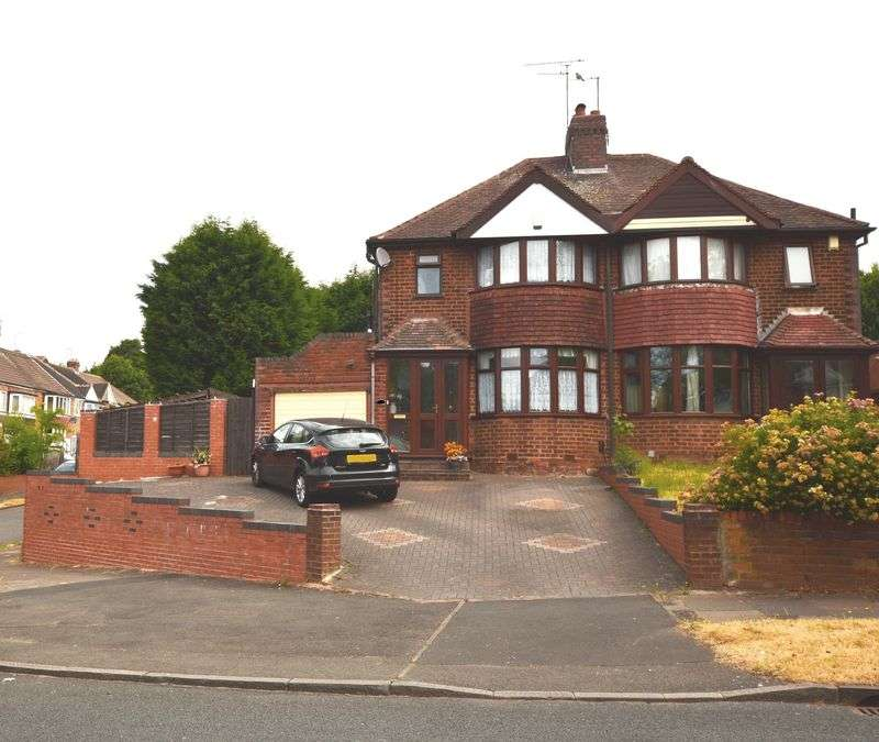 3 Bedrooms Property for sale in Dyas Avenue, Birmingham