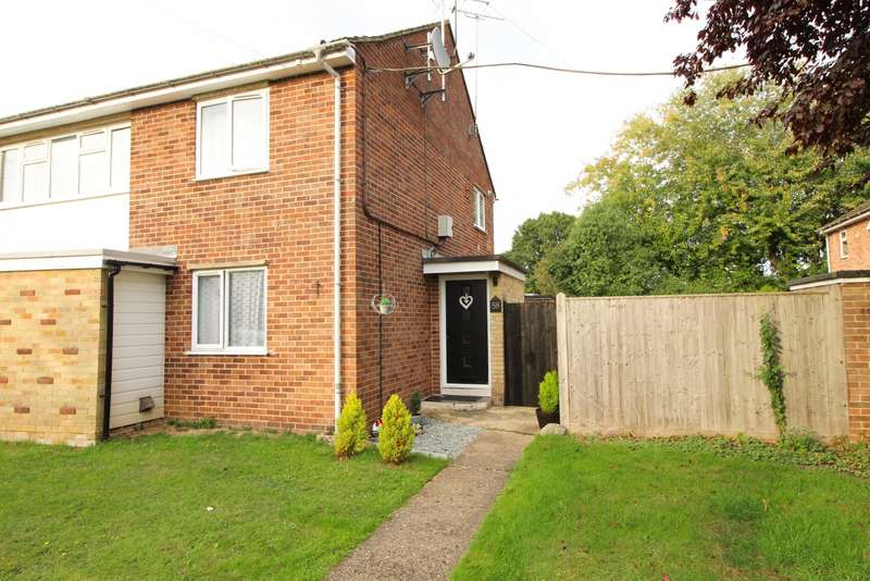 2 Bedrooms Flat for sale in Lea Road, Sonning Common, RG4
