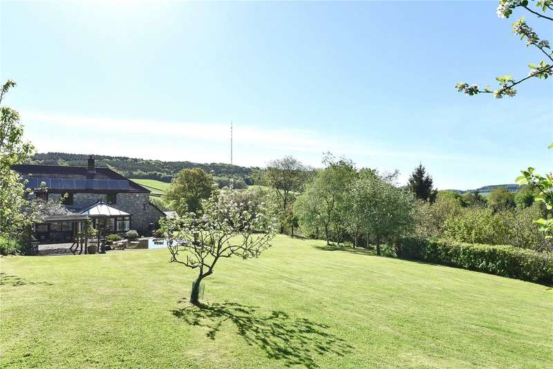 4 Bedrooms House for sale in Hills Court, Cotleigh, Honiton, Devon, EX14