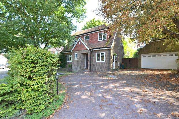 3 Bedrooms Detached House for sale in Tollhouse Lane, WALLINGTON, SM6 9PA