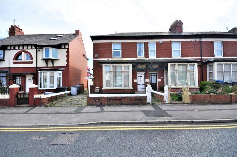 2 Bedrooms Block Of Apartments Flat for sale in Warley Road, Blackpool, Lancashire, FY1 2LN