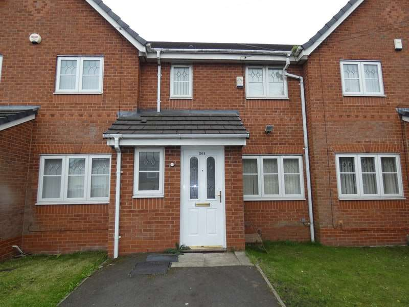 3 Bedrooms Terraced House for sale in Waterpark Drive, Liverpool, Merseyside, L28