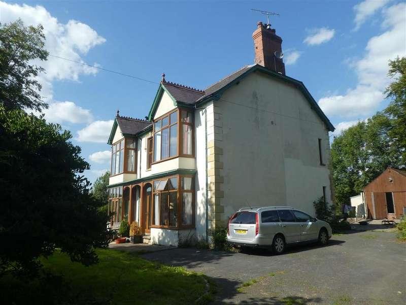 6 Bedrooms Smallholding Commercial for sale in Llangeitho, Tregaron