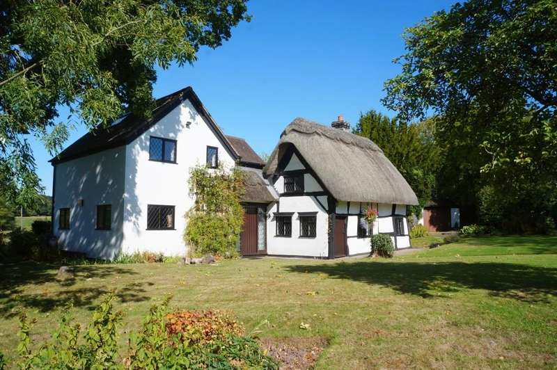 4 Bedrooms Cottage House for sale in Perry Mill Lane, Ullenhall