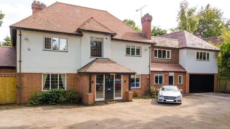 5 Bedrooms Detached House for sale in Hampton Lane, Meriden