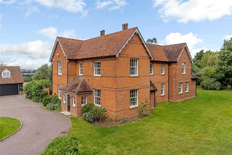 6 Bedrooms Detached House for sale in Great Maplestead, Halstead, Essex