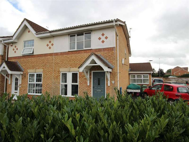 3 Bedrooms Semi Detached House for sale in Coriander Drive, Bradley Stoke, Bristol, BS32