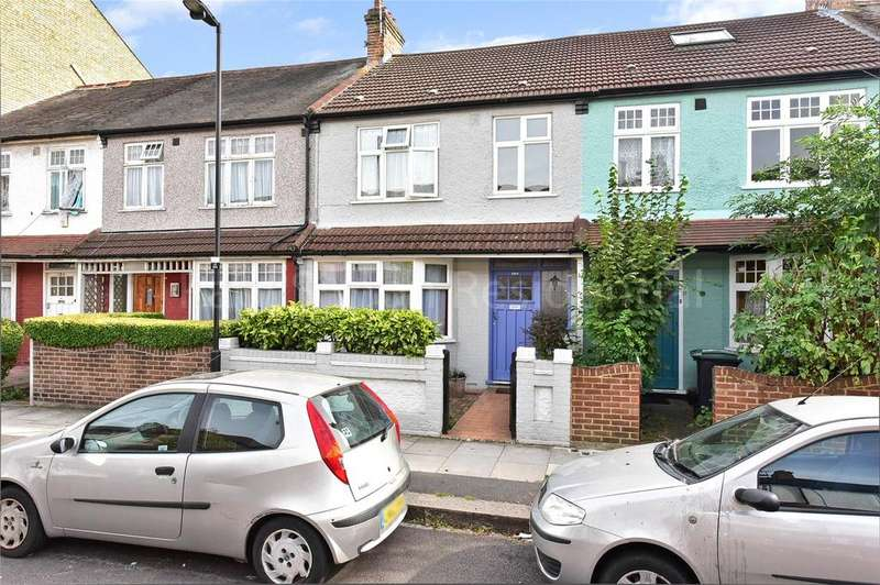 3 Bedrooms Terraced House for sale in Lealand Road, South Tottenham, London, N15