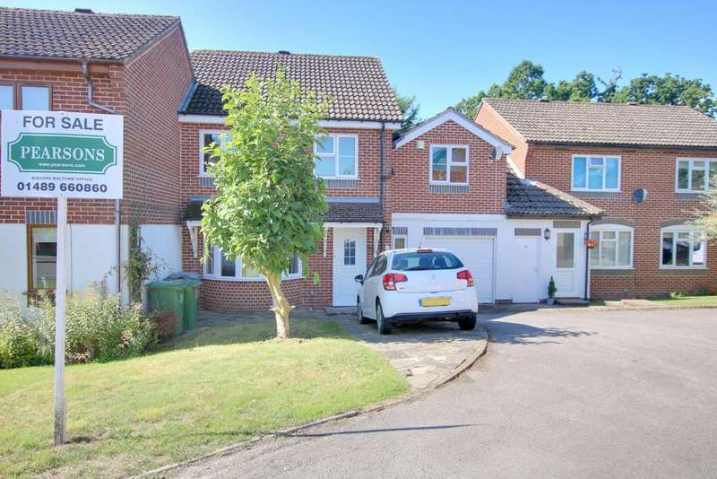 4 Bedrooms Terraced House for sale in BISHOP'S WALTHAM