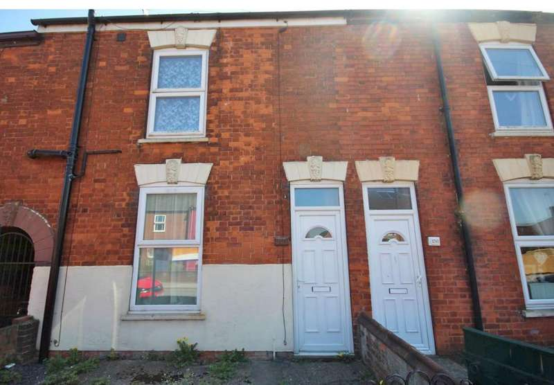 3 Bedrooms Terraced House for sale in HIGH HOLME ROAD, LOUTH