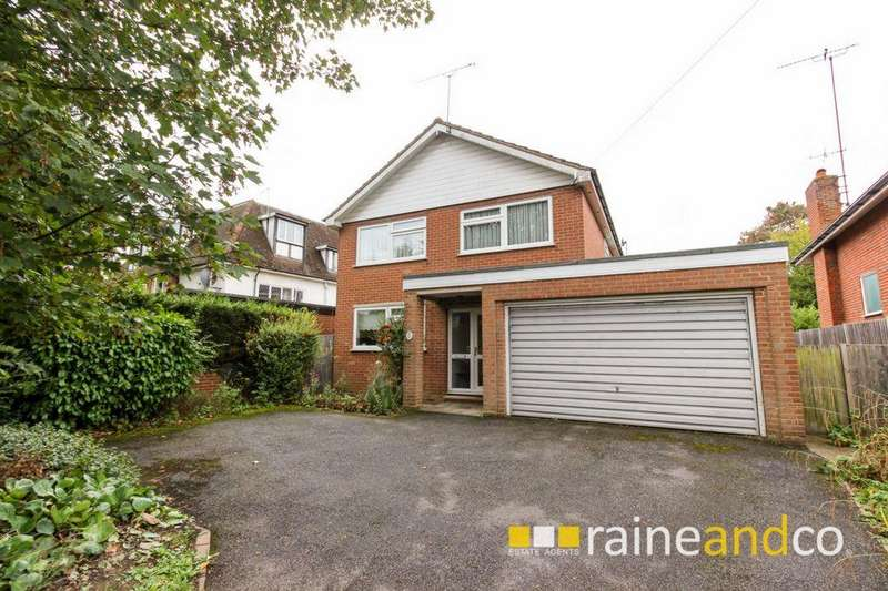 4 Bedrooms House for sale in Ellenbrook Lane, Hatfield, AL10