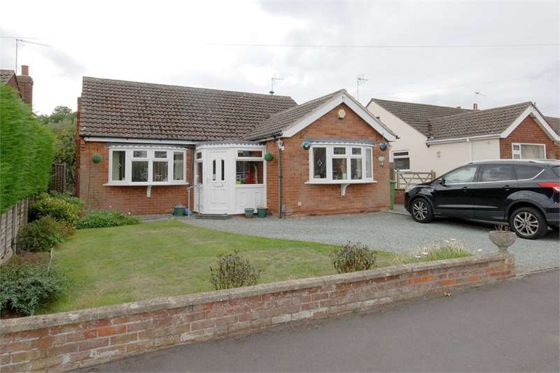 3 Bedrooms Detached Bungalow for sale in Waverley Road, Hillmorton, RUGBY, Warwickshire