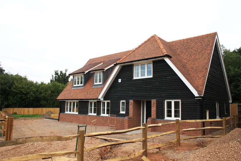 4 Bedrooms Detached House for sale in Ampfield Hill, Ampfield, Romsey, Hampshire, SO51