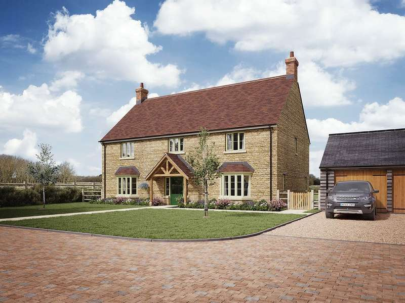 5 Bedrooms Detached House for sale in Church Farm, Latton