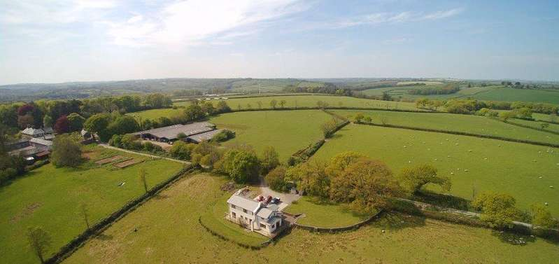 3 Bedrooms Land Commercial for sale in Holsworthy, Devon