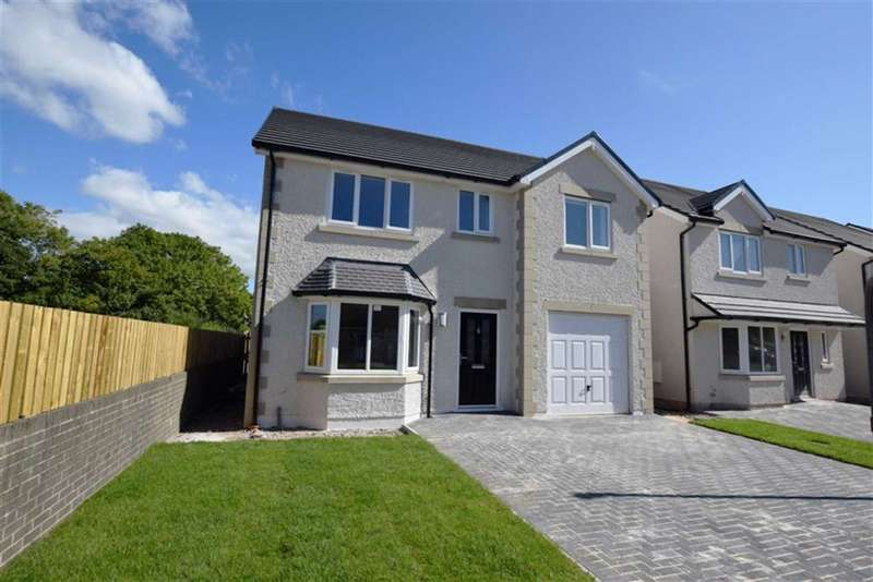 3 Bedrooms Detached House for sale in Cemetery Hill, Dalton In Furness, Cumbria
