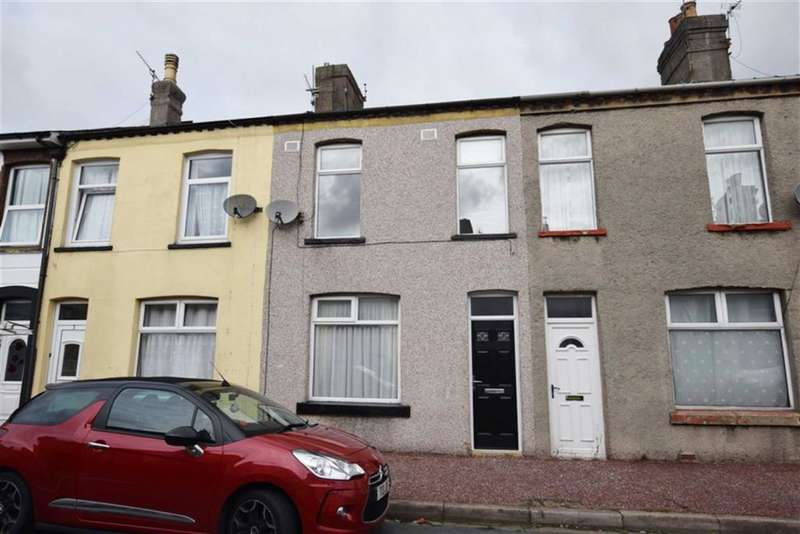 3 Bedrooms Terraced House for sale in Florence Street, Barrow-In-Furness, Cumbria