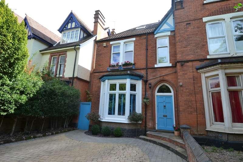 5 Bedrooms Semi Detached House for sale in School Road, Moseley, Birmingham, B13
