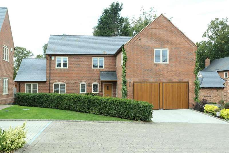 4 Bedrooms Detached House for sale in Lime Tree Place, Great Bowden
