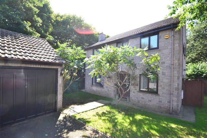 4 Bedrooms Detached House for sale in Beech Drive, Bodmin