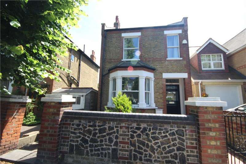 4 Bedrooms Detached House for sale in St. Stephens Road, Hounslow, TW3