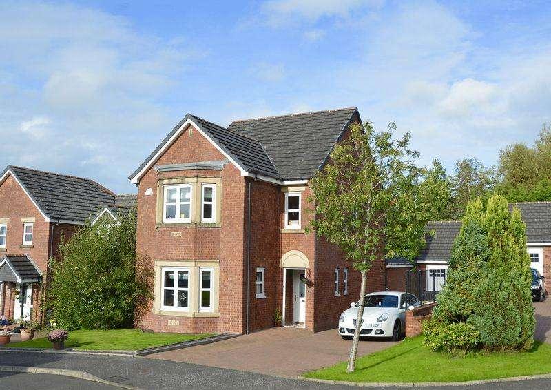 5 Bedrooms Detached Villa House for sale in Highpark Road, Coylton
