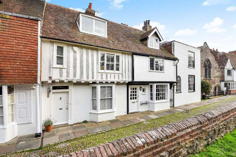 3 Bedrooms Town House for sale in Church Square, Rye, East Sussex TN31 7HE