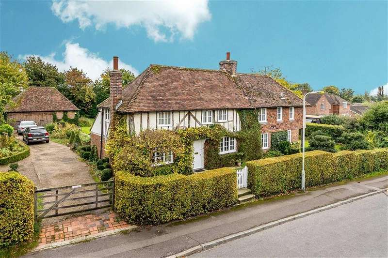 4 Bedrooms Detached House for sale in Church Road, Kennington, Kent