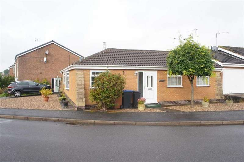 2 Bedrooms Detached Bungalow for sale in Bradgate Road, Markfield