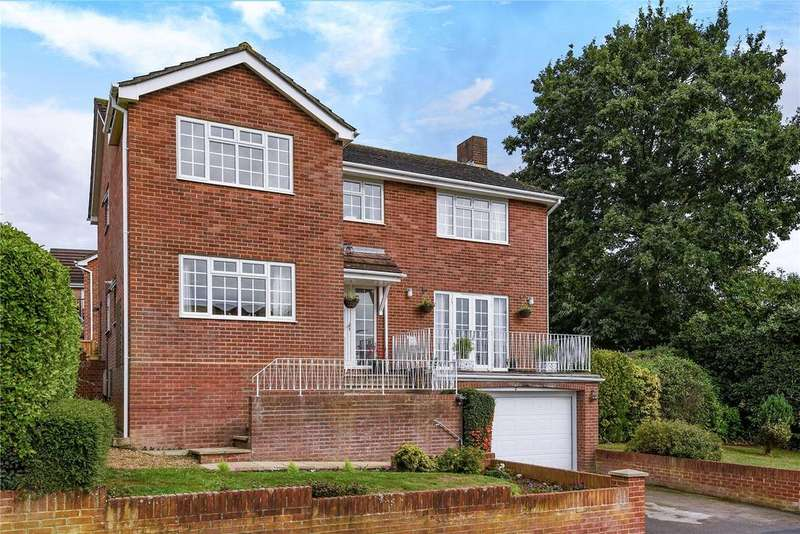 4 Bedrooms Detached House for sale in Mimosa Drive, Fair Oak, Hampshire, SO50