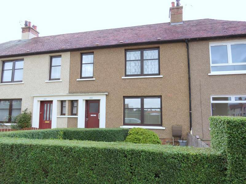 3 Bedrooms Terraced House for sale in Almond Street, Grangemouth FK3