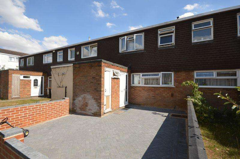 3 Bedrooms Terraced House for sale in Chelsea Gardens, Houghton Regis