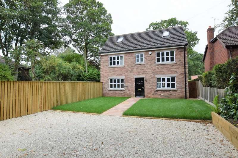 5 Bedrooms Detached House for sale in Cantley Lane, Bessacarr