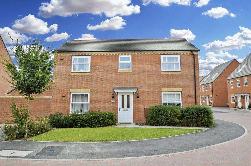 4 Bedrooms Detached House for sale in Brythill Drive, Brierley Hill