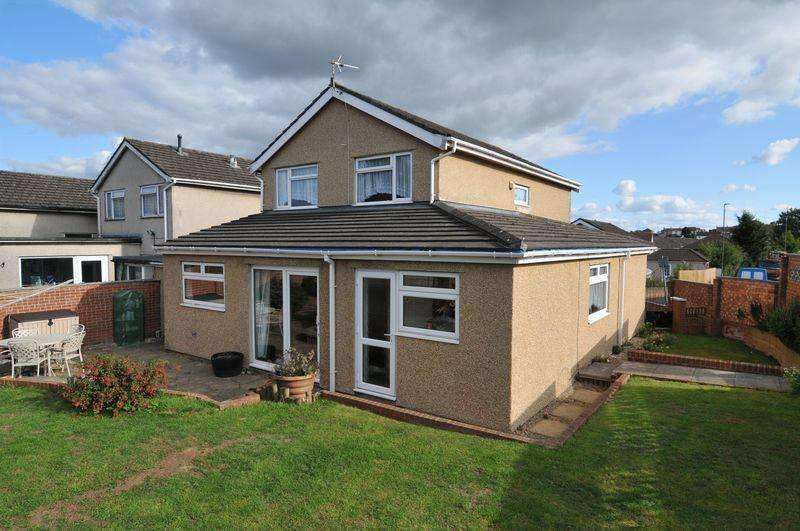 4 Bedrooms Detached House for sale in Norton Close, Kingswood, Bristol, BS15