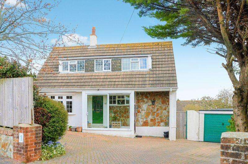 4 Bedrooms House for sale in WAYSIDE CLOSE, BRIXHAM