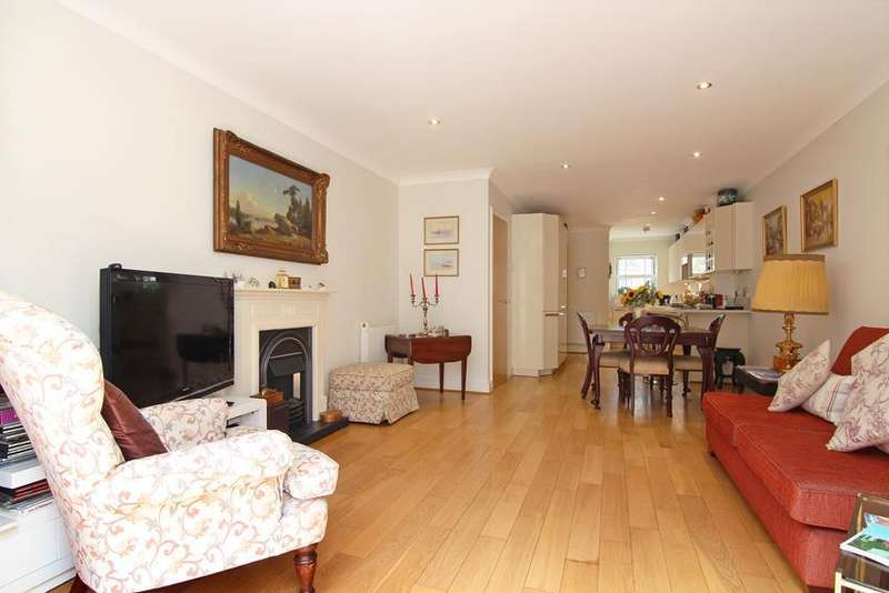 4 Bedrooms Town House for sale in Bader Way, Putney, SW15
