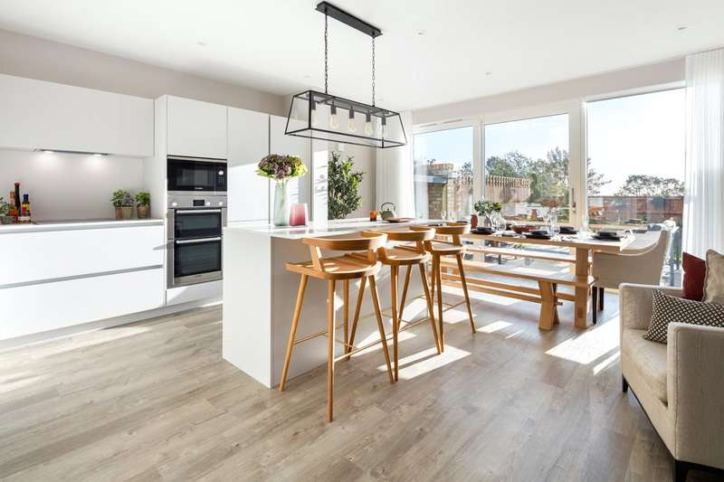 4 Bedrooms Terraced House for sale in Exeter Place, Sydenham Hill, London