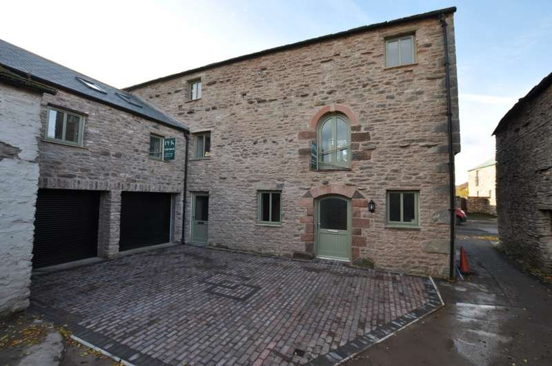 4 Bedrooms Barn Conversion Character Property for sale in The Byre, Croft Street, Kirkby Stephen, Cumbria