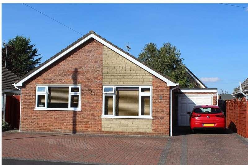 2 Bedrooms Bungalow for sale in Poplar Crescent, Bourne, PE10