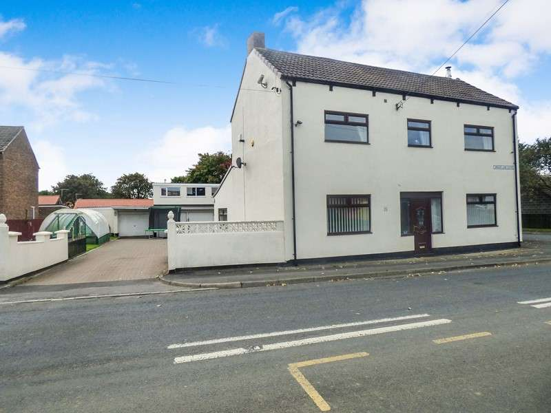 4 Bedrooms Property for sale in Wingate Lane South, Wheatley Hill, Durham, Durham, DH6 3LW