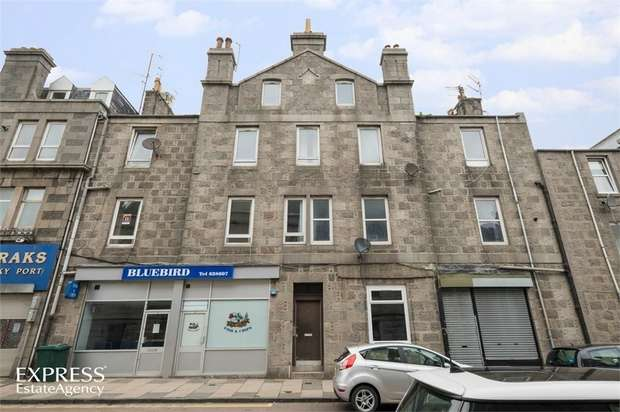 2 Bedrooms Flat for sale in 7 Urquhart Road, Aberdeen