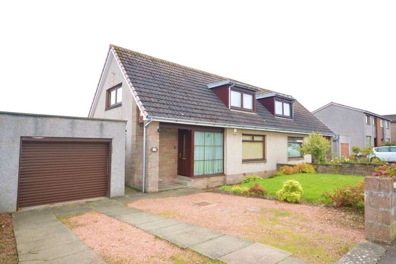 3 Bedrooms Semi Detached House for sale in Gosford Road, Kirkcaldy, KY2