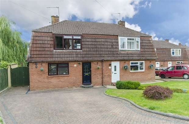 3 Bedrooms Semi Detached House for sale in Shears Road, Bishopstoke, EASTLEIGH, Hampshire