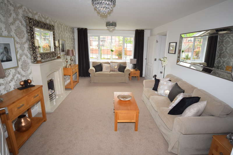 5 Bedrooms Detached House for sale in Plot 27, Thorncliffe Road, Barrow-in-Furness
