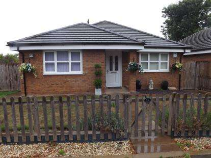 3 Bedrooms Bungalow for sale in Church Walk, Marston Moretaine, Beds, Bedfordshire