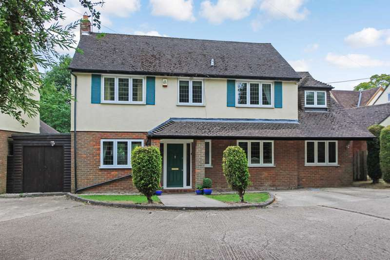 5 Bedrooms Detached House for sale in Shootersway, Berkhamsted
